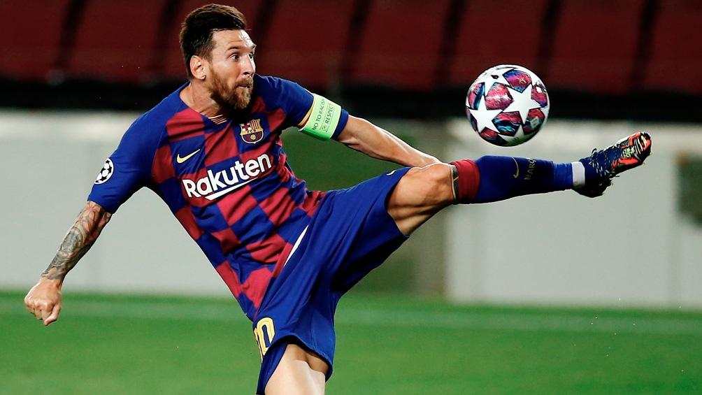 Messi es uno de los terceros y Lewandoswski, pese a la lesión, es cómodo líder para el Botín de Oro