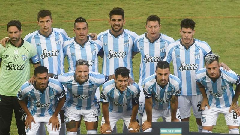 Atlético Tucumán superó a Sarmiento en Junín
