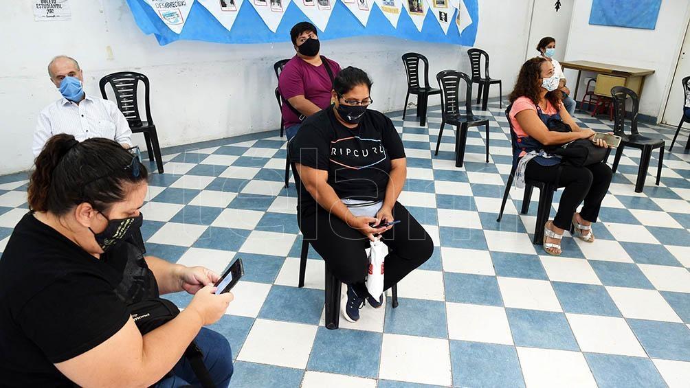 Hay 547 lugares de vacunación en la provincia de Buenos Aires