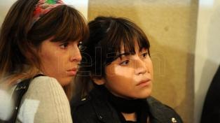Dalma y Gianinna denunciaron a Matías Morla por apropiarse de la marca de su padre
