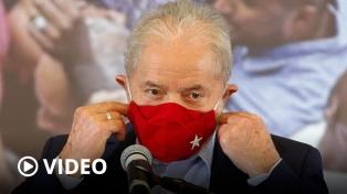 Lula se posiciona para 2022 y lanza un perfil moderado para buscar la caída de Bolsonaro