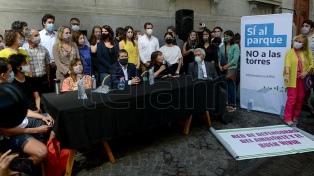 """Legisladores del FdT: """"Larreta promueve la desobediencia y pone en riesgo a los porteños"""""""