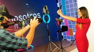 �Pampita online� vuelve el próximo lunes por la pantalla de Net TV