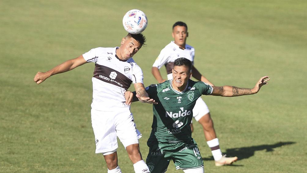 Platense empató ante Sarmiento en Vicente López