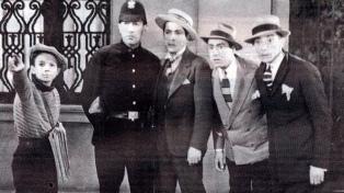 El niño Astor y los buenos muchachos de Nueva York
