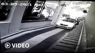 A partir de un video, ahora investigan si el abogado fue baleado en un intento de robo