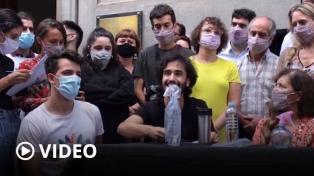 """Una iniciativa popular busca """"derogar la privatización"""" de Costa Salguero"""