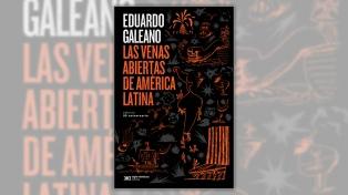 """Lanzan una edición especial de """"Las venas abiertas de América Latina"""""""