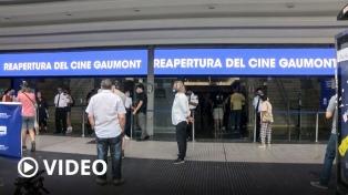 """Puenzo y la reapertura del Gaumont: """"Ahora contamos con los mejores cines del país"""""""