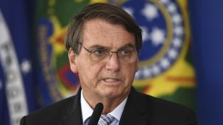 Bolsonaro cargó otra vez contra la Argentina y su gestión de la pandemia