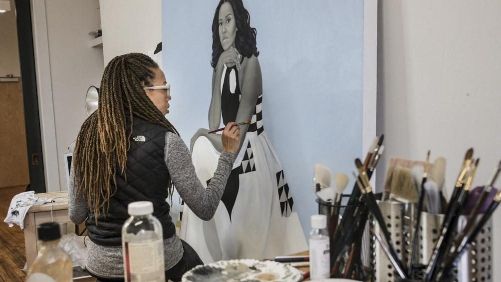 """""""Black Art: In the Absence of Light"""", un registro de las irrefutables contribuciones de artistas norteamericanos negros al arte contemporáneo en el mundo."""