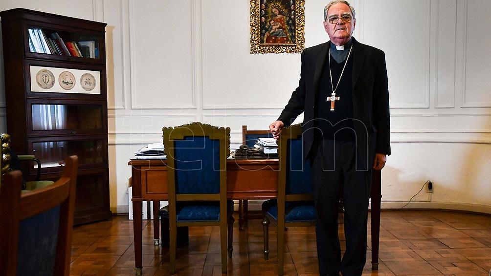 """Para monseñor Oscar Ojea, la encíclica Fratelli Tutti es el """"gran legado"""" de Francisco."""