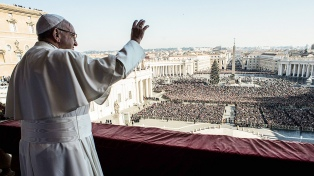 El Papa promete avanzar con la reforma judicial para luchar contra los delitos financieros