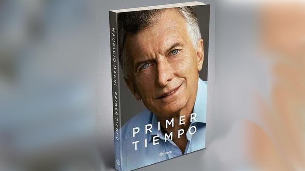 """""""Primer Tiempo"""" es el libro que el expresidente presentará en cuatro provincias del país."""
