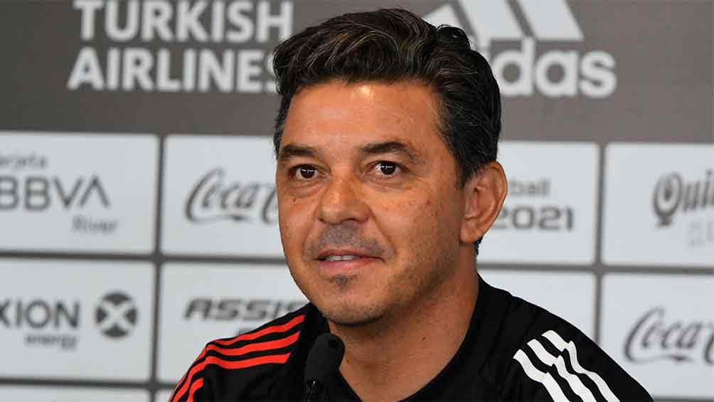 River vence a Fluminense en su debut en la Copa Libertadores