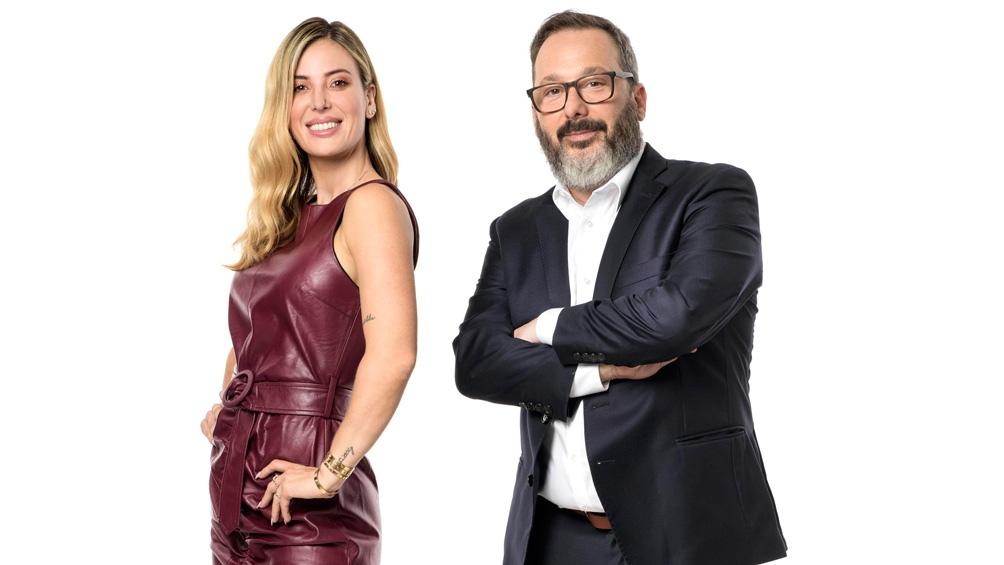 """""""La Peña de Morfi"""" tiene la co-conducción de Jésica Cirio, la cocina de Santiago Giorgini junto a Rodrigo Cascón."""