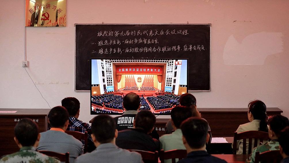 El presidente Xi Jinping hizo el anuncio al abrir el año legislativo.