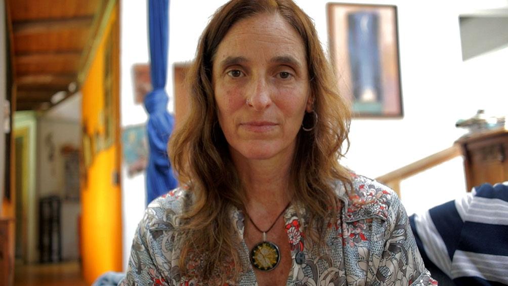 """Mariana Ikonikoff: """"Sólo le pido a alguno de los jueces que tenga sentido de humanidad y sensibilidad""""."""