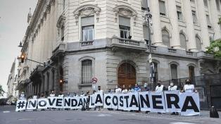 El FdT porteño dio un paso más para frenar la privatización de Costa Salguero
