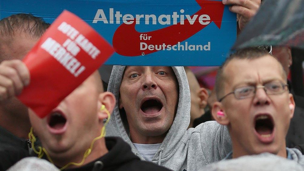 AfD salió tercera fuerza en Renania-Palatinado y cuarta en Baden-Wurtemberg