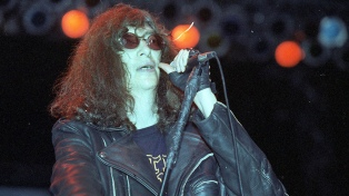 Hace 25 años, The Ramones se despedía en River ante el público que los convirtió en rockstars