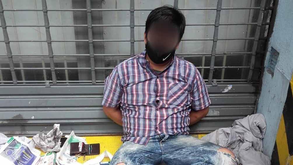 Dos hombres de 28 y 51 años , ambos de nacionalidad peruana, fueron detenidos acusados de cometer estafas con pepas de oro apócrifas.
