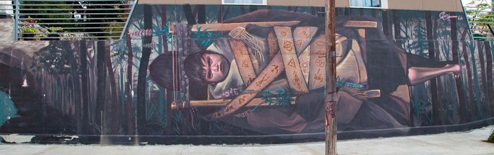 Los nuevos murales serán pintados en los alrededores del segundo centro comercial de la ciudad.