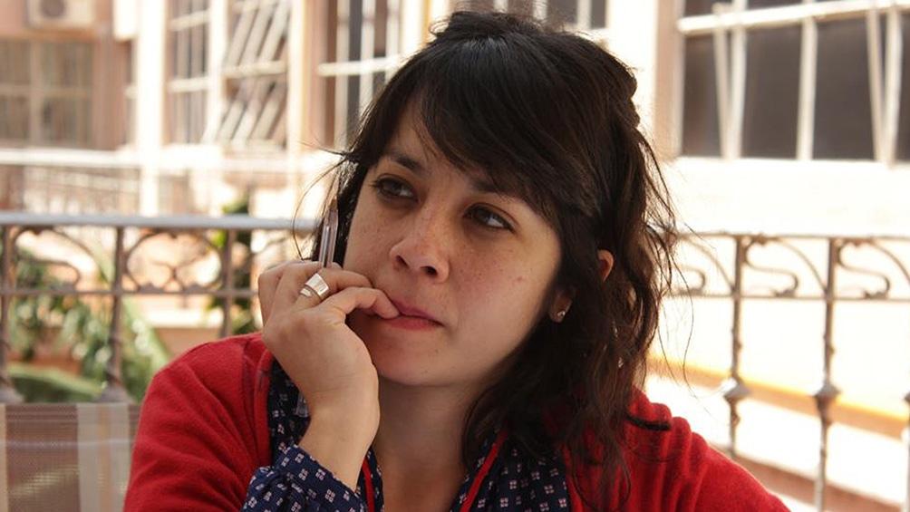 La autora nació en Francia durante el exilio de sus padres pero está instalada hace ya varios en la Argentina.