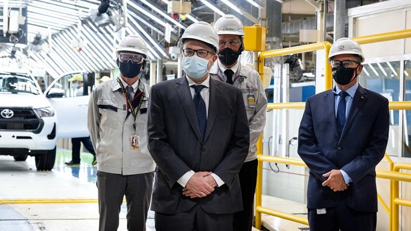 Kulfas destacó el crecimiento de la actividad industrial