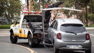 Vuelven a regir las normas habituales de circulación y estacionamiento