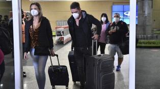 """Meoni: """"Estamos tratando de garantizar el regreso de todos los argentinos�"""