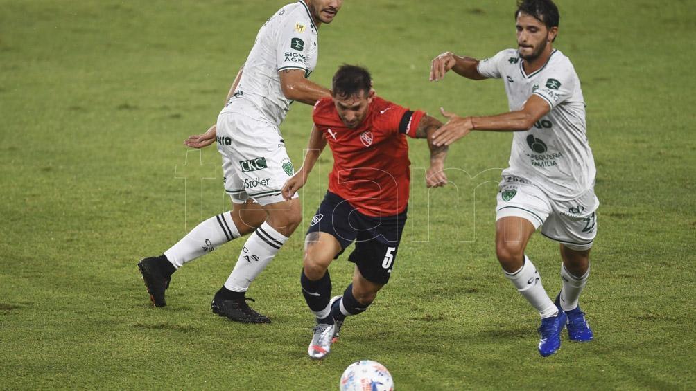 El equipo de Avellaneda resultó imparable para los de Junín.
