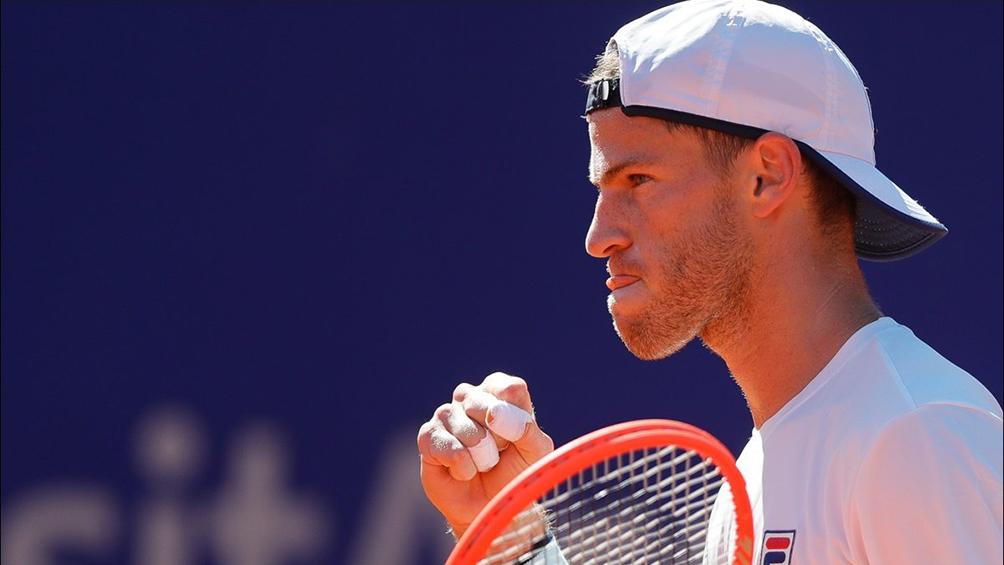 Ranking ATP: se mantiene Schwartzman y caen los otros cuatro argentinos del top 100