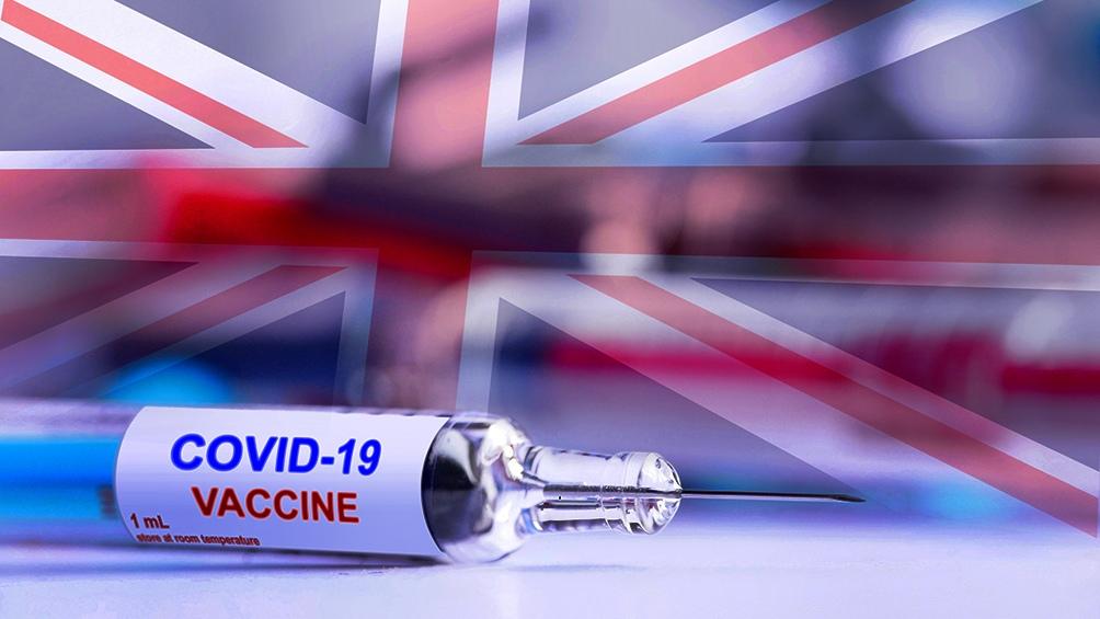 El plan de vacunación en todo el Reino Unido, que empezó para el personal de primera línea, es uno de los más avanzados del mundo.