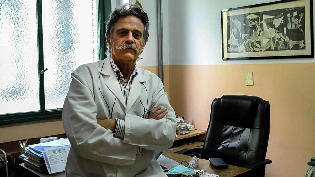 """Orduna señaló que """"la campaña de vacunación tardará mucho en llegar a los menores de 60 años sin comorbilidades"""""""