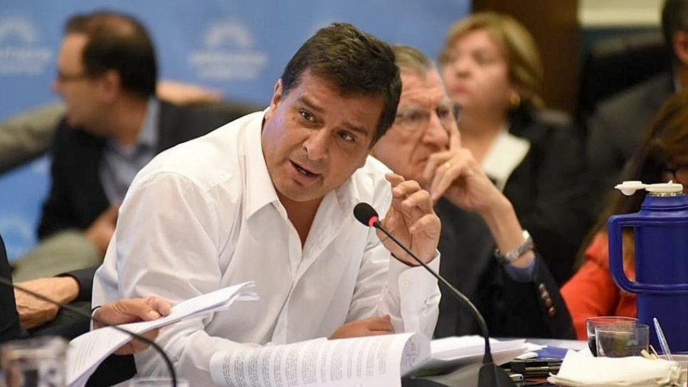 """Marcelo Casaretto: """"Solo debe pagar ganancias el 10 por ciento de los trabajadores que más ganan""""."""