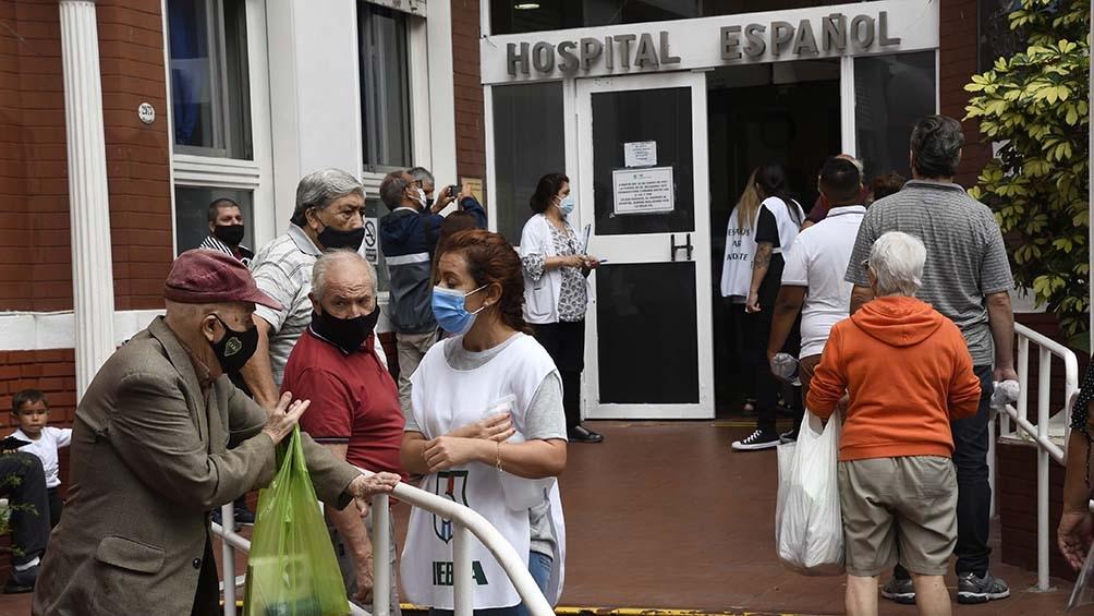 El centro de salud atiende a 71 mil afiliadas y afiliados de PAMI.