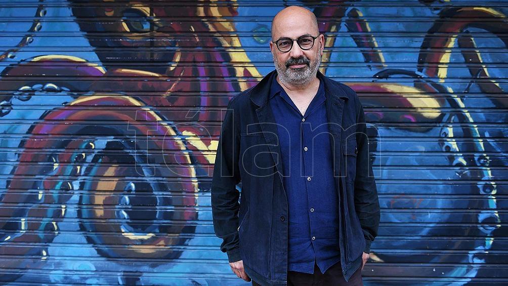 """Andrés Di Tella, cineasta y creador de películas como """"Montoneros, una historia"""", """"Macedonio Fernández"""" o la reciente """"Ficción privada"""","""