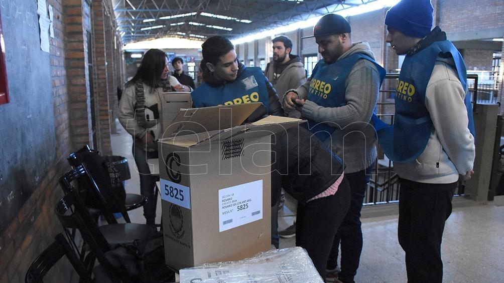 Eleições primárias, abertas, simultâneas e obrigatórias (PASO)
