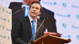 El ministro Soria señaló las inequidades en la estructura judicial.