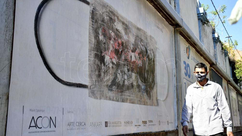 Las obras estarán a la venta, con precios que van desde los cinco mil pesos hasta los 15 mil pesos.