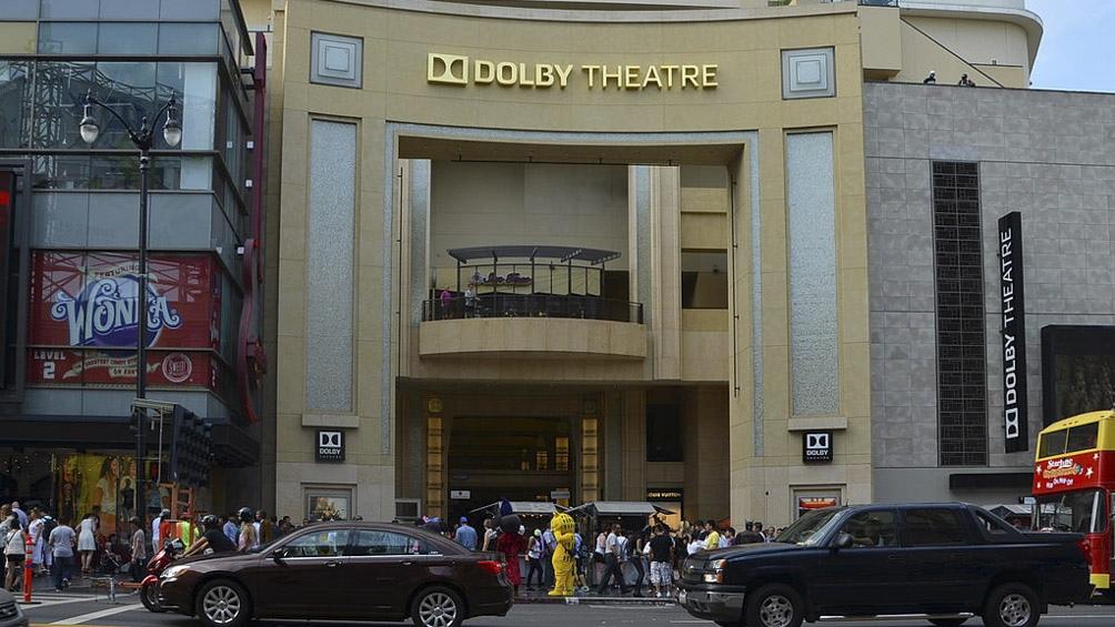 El célebre Dolby Theatre