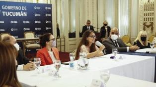 Gómez Alcorta inició una recorrida para poner en marcha el Acuerdo Federal contra violencias