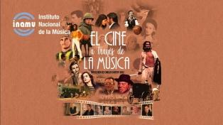 Emiten la última parte del documental del Inamu sobre la relación entre música y cine