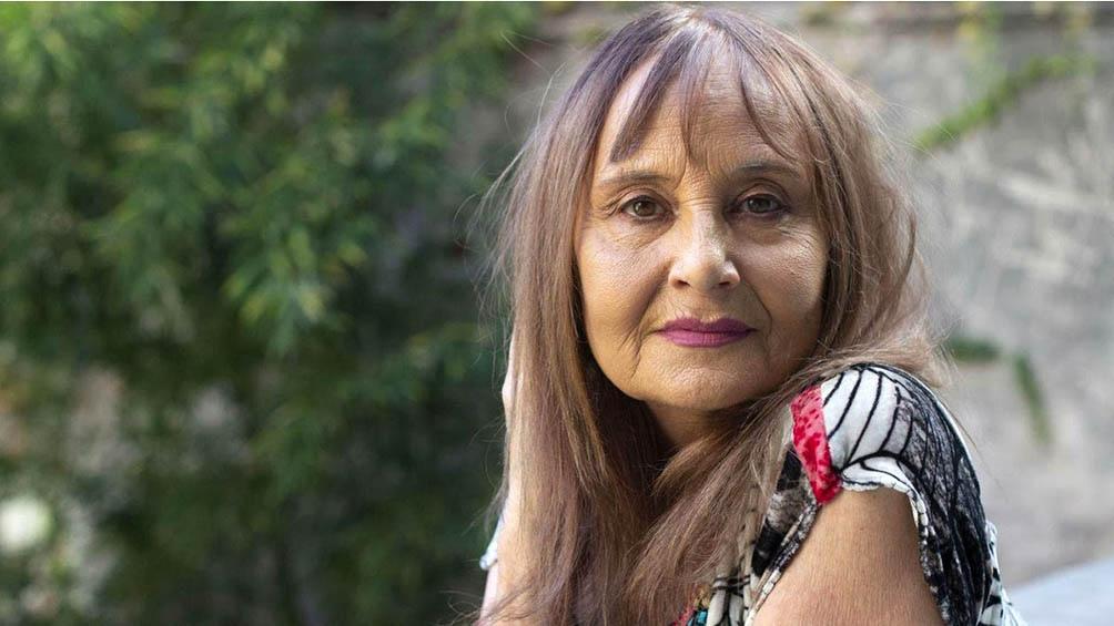 """María Rosa Yorio lanzó """"Beepolar"""", un anticipo de lo que será su primer disco en casi 20 años."""