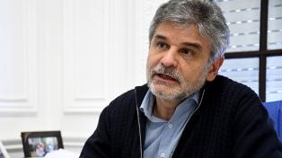 """Filmus: """"La Argentina tiene un solo camino para recuperar las Malvinas: paz y diplomacia"""""""