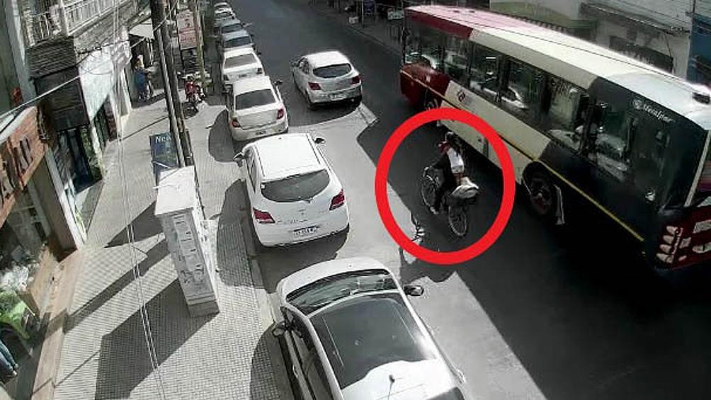 Maia fue vista por última vez en Ituzaingó, a bordo de una bicicleta junto al hombre identificado como Carlos Savanz.