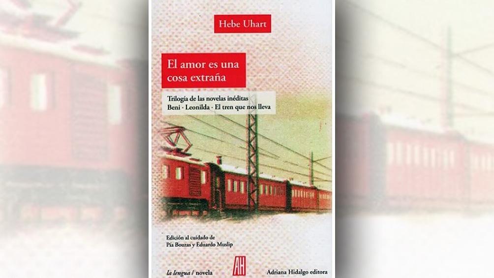 El rescate, hecho para el sello Adriana Hidalgo, es obra de Pía Bouzas y de Eduardo Muslip.
