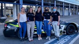 Vitarti Girl's Team: primer equipo del automovilismo argentino integrado sólo por mujeres