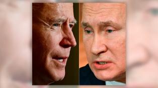 Estados Unidos denunció �acciones agresivas� de Rusia y anticipó eventuales sanciones